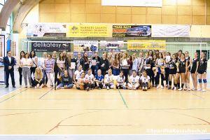 Przodkowska Liga Piłki Siatkowej Kobiet. II liga zakończona, So Sorry, Blackteam i Pink Panhters na podium