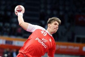 Piotr Chrapkowski dał Polsce zwycięstwo z Rumunią w meczu eliminacji ME w Ergo Arenie