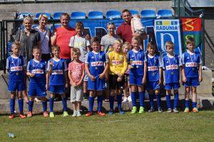 Młodzi piłkarze Raduni Stężyca świetnie zagrali w Turnieju Piłki Nożnej ZKS Olimpia Elbląg