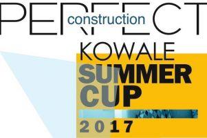 Turniej Perfect Construction Kowale Summer Cup 2017 już w ten weekend. Zmagania 18 zespołów i festyn rodzinny