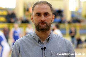Rafał Makurat, prezes klubu Bat Sierakowice, wybrany do zarządu Pomorskiego Okręgowego Związku Koszykówki