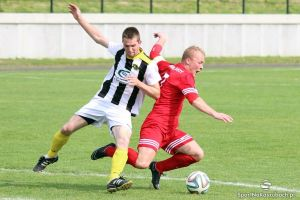 GKS BS Sierakowice - Sztorm Mosty 1:0 (0:0). Wygrana po trudnym meczu i awans na czwarte miejsce w tabeli