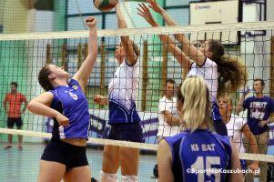 Przodkowska Liga Piłki Siatkowej Kobiet. InterMarine i Kebabki zagrają w finale I ligi