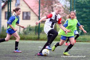 Promo Woman's Cup Sierakowice 2017. Dziewczęta z Olimpico Malbork zdominowały turniej piłki nożnej dziewcząt
