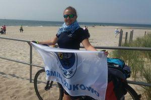 Wioleta Krause znów w drodze. Przejedzie rowerem 1400 km z Helu do Zakopanego, by pomóc Milence z Żukowa