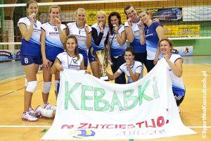 Kebabki mistrzyniami Przodkowskiej Ligi Piłki Siatkowej Kobiet. Medale też dla InterMarine i Batu Sierakowice, za podium Kampari