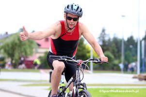 Garmin Iron Triathlon Stężyca 2017 - druga galeria zdjęć: strefa zmian, rower i bieg
