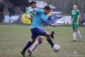 Orkan Rumia - Sporting Leźno 1:6 (1:0). Ostatnia drużyna w tabeli długo opierała się liderowi