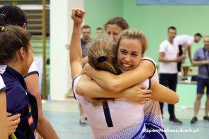 Kebabki  - InterMarine Team. Doskonały finał Przodkowskiej Ligi Piłki Siatkowej Kobiet na zdjęciach