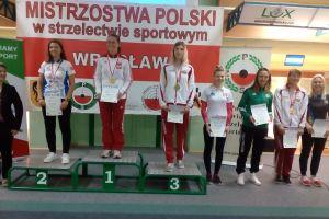 Diana Malotka - Trzebiatowska tuż za podium Mistrzostw Polski Seniorów w Strzelectwie Sportowym 2017