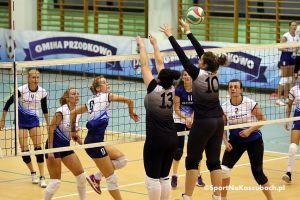 Przodkowska Liga Piłki Siatkowej Kobiet - wideo z finałów i zakończenia I ligi z komentarzami organizatorów i medalistów