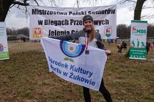 Julia Dias z GKS-u Żukowo dwukrotnie w pierwszej dziesiątce Mistrzostw Polski U20 w Lekkiej Atletyce 2017