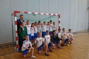 UKS Trops Kartuzy wygrał V Festiwal Piłki Ręcznej Chłopców w Nowej Karczmie