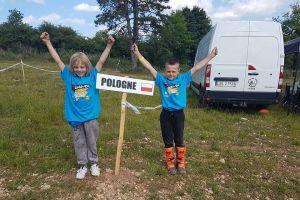 Znakomita jazda Dawida Zaremby na zawodach Master Kids we Francji