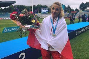 Angelika Cichocka znów w doskonałej formie. Zajmuje wysokie miejsca, bije rekordy życiowe i rekordy Polski