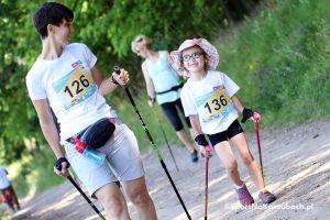 Trwa Puchar Bałtyku w Nordic Walking w Małkowie. Na starcie ponad 200 zawodników w różnym wieku