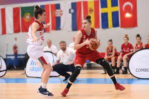 Polska zakończyła Mistrzostwa Europy U20 na 10 miejscu. Świetny mecz Ani Makurat zapewnił utrzymanie w dywizji A