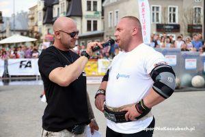 Maciej Hirsz wystartuje w Pucharze Europy Strongman w Wejherowie i Pucharze Polski Strongman w Trzebiatowie