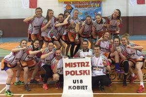 Wychowanki klubu KS Bat Sierakowice zdobyły medale mistrzostw Polski U18. Anna Makurat została MVP finału