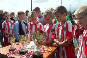 GKS Sierakowice organizuje Wakacyjny Turniej Piłki Nożnej roczników 2004 i 2006