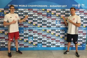 Rozpoczynają się Mistrzostwa Świata w Pływaniu w Budapeszcie. Do debiutu szykuje się już Jakub Skierka