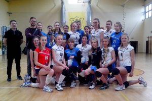 Zakończyła się Gimnazjalna Liga Piłki Siatkowej Dziewcząt. Na podium Stężyca, Stężyca II i Żukowo II