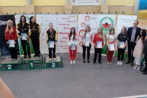 Izabela Frymark wysoko w finale Ogólnopolskiej Olimpiady Młodzieży w Strzelectwie 2017