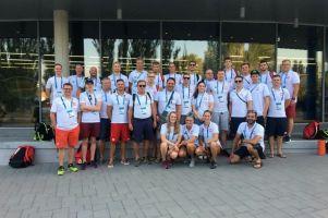 Jakub Skierka w czwartek startuje na Mistrzostwach Świata Seniorów w Pływaniu w Budapeszcie