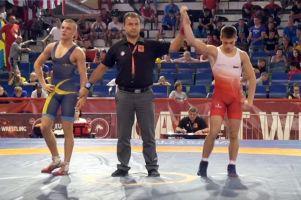 Aleksander Mielewczyk z szansą na medal Mistrzostw Europy Kadetów w Zapasach