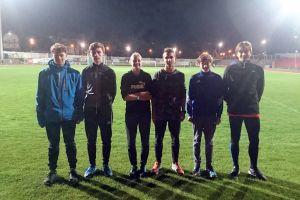Zawodnicy sekcji lekkoatletycznej Cartusii Kartuzy startowali w Mityngu Wieczornym w Chojnicach