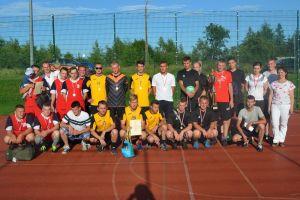 Turniej Piłki Nożnej w Szopie 2017. Eden Borowiec po raz czwarty z rzędu zdobył Puchar Sołectwa Bącka Huta