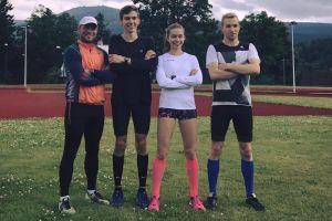 Groth, Kurowski i Kotłowska z GKS-u Żukowo pobiegną w Mistrzostwach Polski Juniorów Młodszych 2017