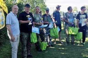 Mistrzostwa Kaszub w Wędkarstwie Spinningowym Kaszebsczi Blinker 2017 w Chmielnie. Zwyciężył Jacek Żelechowski