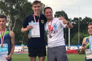 Tomasz Kurowski  z GKS-u Żukowo mistrzem Polski U18. Wysokie miejsca Agaty Kotłowskiej i Patryka Grotha