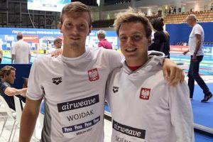 Jakub Skierka znów wysoko i znów z rekordem życiowym w Pucharze Świata w Pływaniu, tym razem w Berlinie