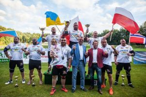Maciej Hirsz na podium Pucharu Europy Strongman 2017 w Wejherowie i Starcia Tytanów w Mrzeżynie