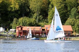 UKŻ Lamelka Kartuzy zaprasza do udziału w żeglarskich zajęciach dla początkujących - szkoleniu i regatach