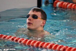 Jakub Skierka awansował do finału 200 m grzbietem mistrzostw Polski w Szczecinie. Finał dziś wieczorem