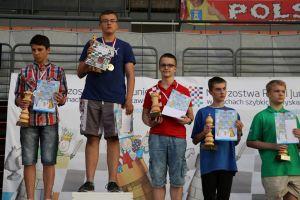 Paweł Teclaf podwójnym medalistą Mistrzostw Polski Juniorów w Szachach Szybkich i Błyskawicznych