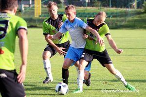 GKS Przodkowo - Sokół Kleczew. Klapa w pierwszym meczu przed własną publicznością