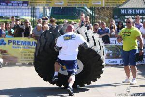 Zawody strongmanów w Żukowie. W niedzielę Żukowski Gryf o Puchar Burmistrza Żukowa