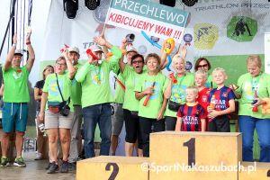 Ławicki i Wiśniewska zwycięzcami niedzielnych zmagań w Przechlewie