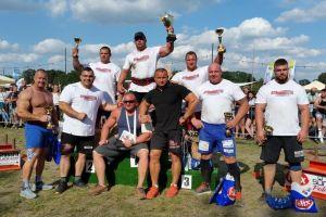 Maciej Hirsz zwyciężył w zawodach Pucharu Polski Strongman we Wrocławiu