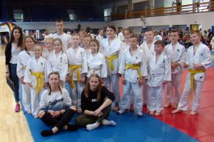 Sekcja judo GKS-u Żukowo prowadzi nabór do grup w Żukowie i Niestępowie