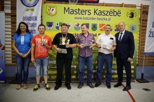 Złota Tabakiera Kaszub 2017. Jakub Domarus ze Sportingu Leźno zwycięzcą turnieju baśki w Żukowie