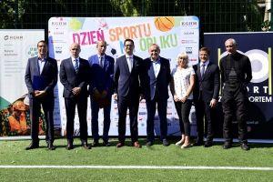 W sobotę Dzień Sportu na Orlikach 2017. Z tej okazji w Sierakowicach wspólne treningi i prezentacje klubów