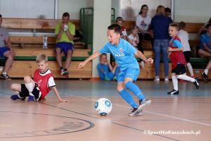 Futsal Club Kartuzy zaprasza dzieci na treningi halowej piłki nożnej