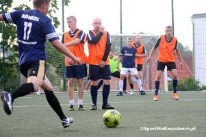 Kartuska Amatorska Liga Piłki Nożnej. Rozpoczyna się druga, decydująca runda rozgrywek na kartuskim orliku