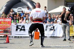 Puchar Polski Strongman w Sierakowicach już 10 września. Zobacz siedmiu siłaczy i Roberta Burneikę