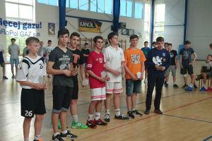 Cartusia Kartuzy trzecia w półfinale Mistrzostw Polski Młodzików w Piłce Ręcznej Chłopców 2016